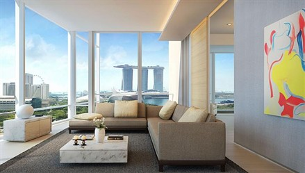 Units still available at Singapore's Eden Residences Capitol