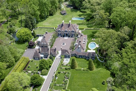Pennsylvania Estate With Aviary and Wood Shop Lists for $24.5 Million
