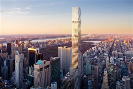432 Park Avenue NYC to hit US$1 billion sales mark