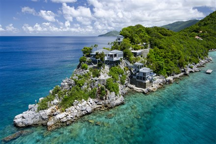A British Virgin Islands Estate Asks $15 Million