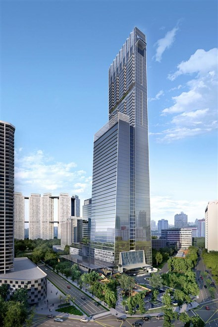 Singapore's Tallest Building To House Clermont Hotel And Residences