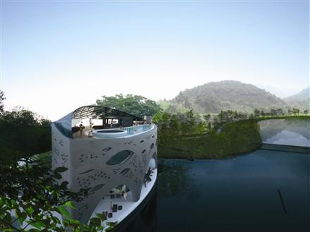 中國杭州,鴻茂•八墅項目