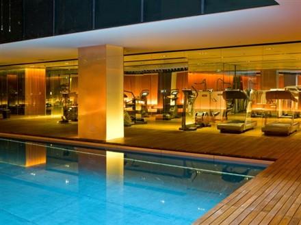 Opposite House Hotel pool