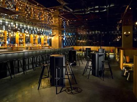 Opposite House Hotel bar