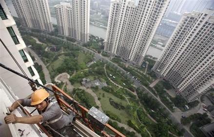Shanghai property market