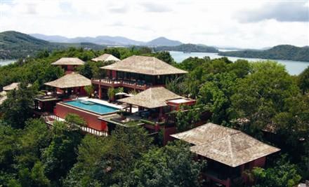 布吉 Makham Bay, Sri panwa Estate