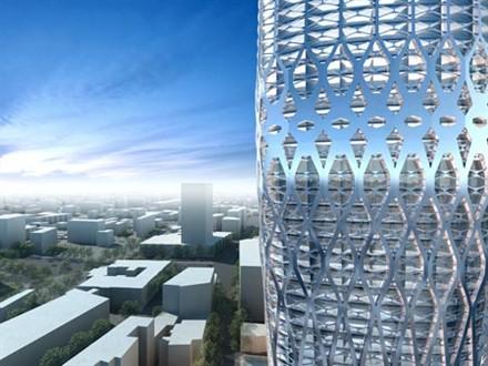 Dorobanti Tower Zaha Hadid Architects