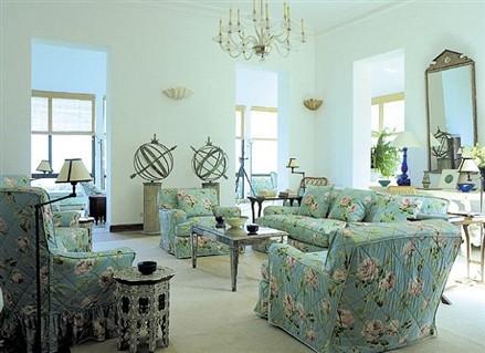 Yves Saint Laurent villa tangier