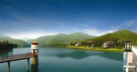 广州,天湖峰境