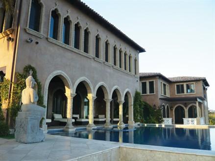 Cher Malibu Mansion