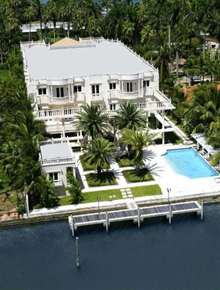 Scott Storch Miami Mansion