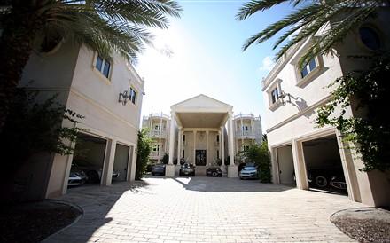 Scott Storch Miami luxury cars