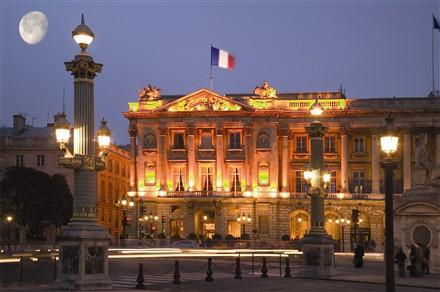 巴黎克里雍酒店,法国