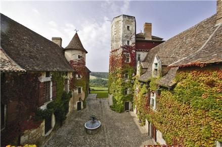 圣殿骑士城堡,法国