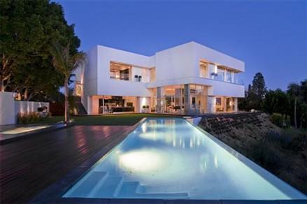 Nightingale House pool