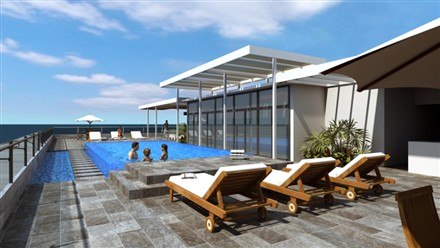 Genesis Puntarenas penthouse
