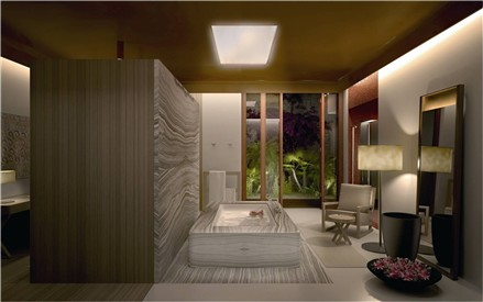 Bulgari Bali Bathroom