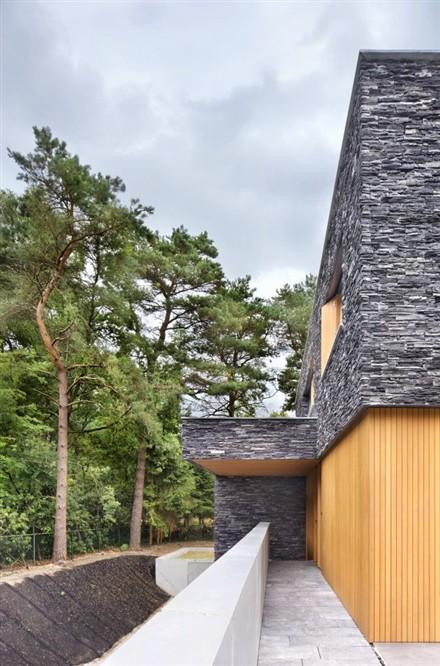 Villa Woods Zecc Architects netherlands
