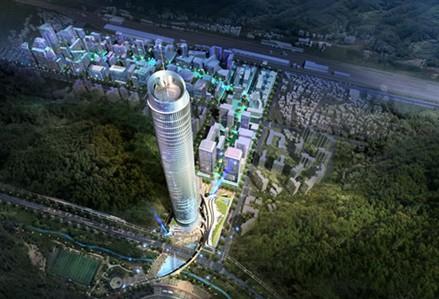 seoul Landmark tower