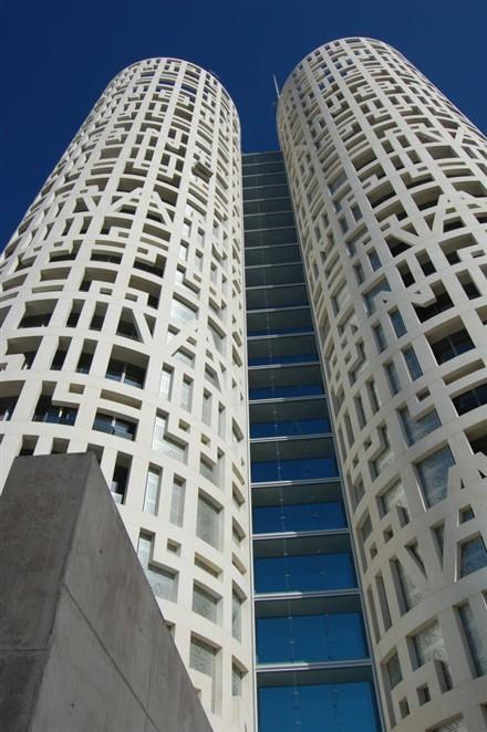 Torres de Hercules Spain