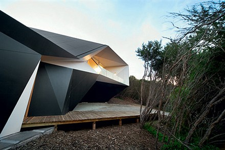 klein bottle house architecture
