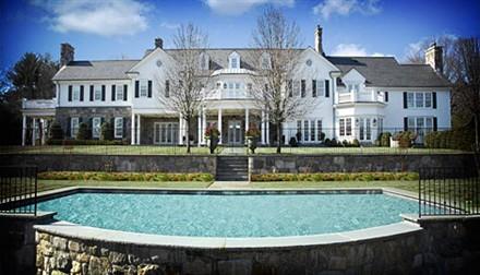 Tommy Hilfiger luxury estate