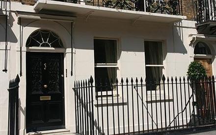 Belgravia luxury house