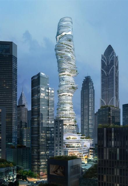 MAD Architects Skyscraper
