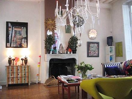 Christian Lacroix Paris Apartment