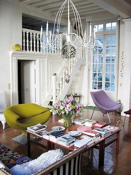 Christian Lacroix Apartment