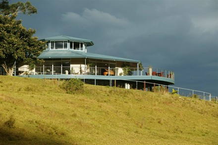 Rotating house Wingham NSW