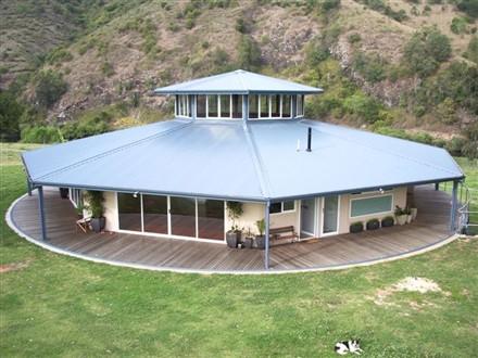 Rotating house australia