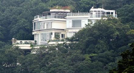luxury home Hong Kong