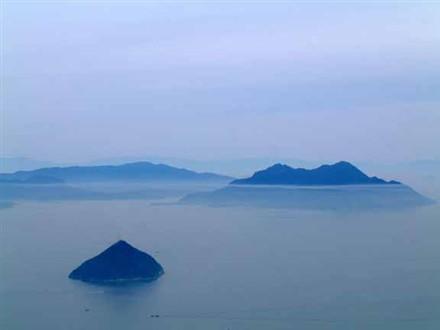 Indland Sea Japan