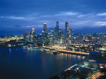 新加坡天際線