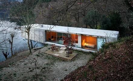 Casa no Geres architecture