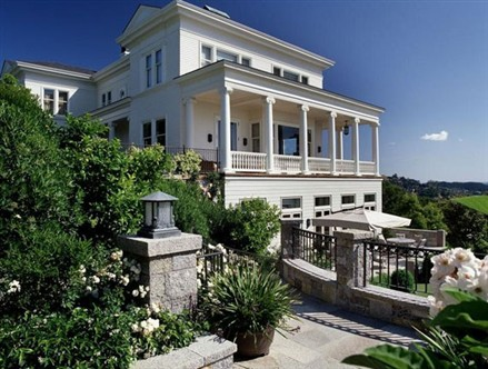 Marin County Mansion