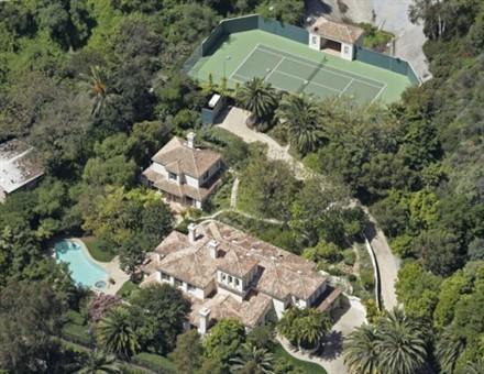 Sharon Stone Beverly Hills