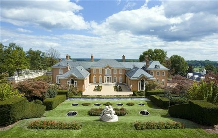 Patricia Kluge estate
