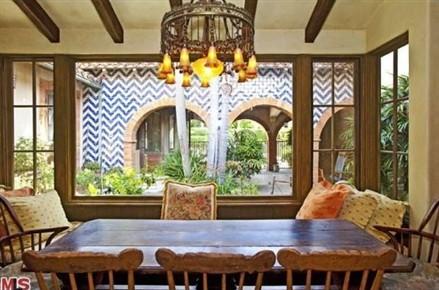 Mel Gibson home