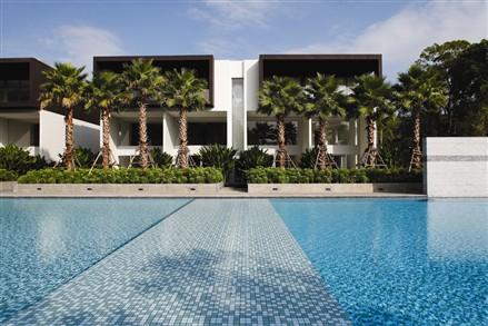 普吉岛泳池别墅