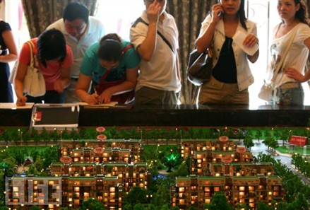 Property Sales Chinese Cities