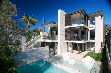 Auckland luxury house