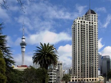 Auckland apartment Metropolis