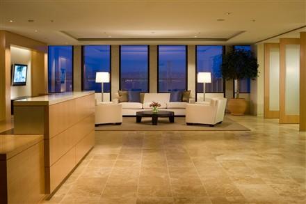 Colliers luxury apartment
