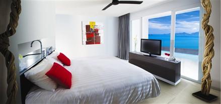 Bedroom infinity samui