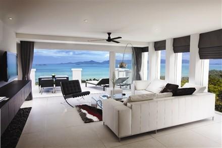 living room infinity samui