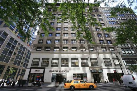 417 Fifth Avenue. Mexicou0027s Carlos Slim ...