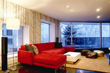 Niseko luxury apartment