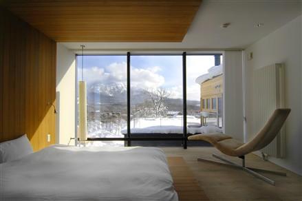 Niseko hotel room